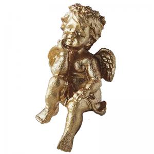 Figurine ange rêveur