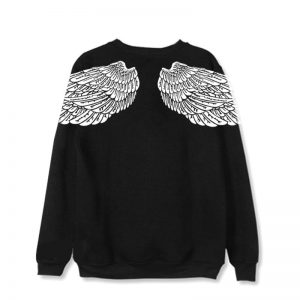 Pull ailes ange