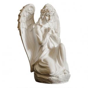 Statue Ange Prière