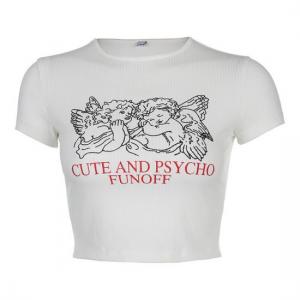 T shirt Ange