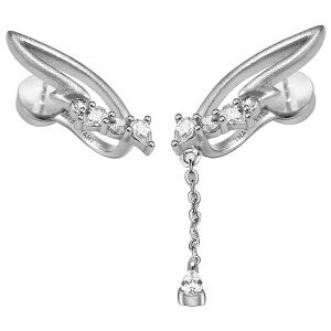 Boucles d'Oreille Aile d'Ange